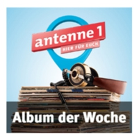 Logo of radio station antenne 1 Album der Woche