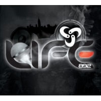 Logo of radio station Life 892 Radio