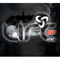 Logo de la radio Life 892 Radio