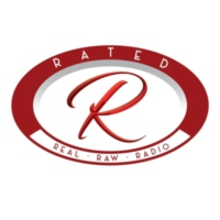 Logo of radio station Rated R