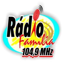 Logo of radio station Rádio Família FM