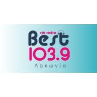 Logo of radio station Best Radio 103.9