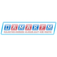 Logo of radio station Damar Fm