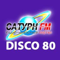 Logo de la radio RADIO SATURN FM - DISCO