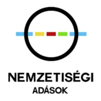 Logo of radio station Nemzetiségi Rádió