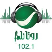 Logo of radio station Rotana FM