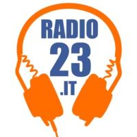 Logo of radio station R23 Milano