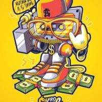 Logo de la radio Poison1053