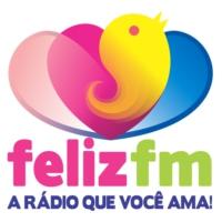 Logo de la radio Feliz FM