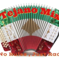 Logo of radio station Tejano Mix