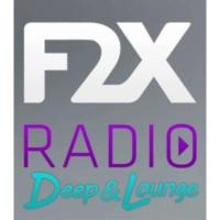 Logo de la radio F2x radio Deep & lounge