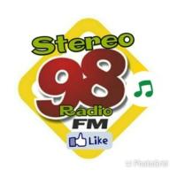 Logo de la radio Radio Stereo 98 Corire