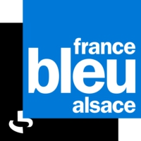 Logo of radio station France Bleu Alsace