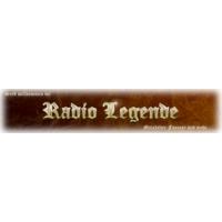 Logo of radio station Radio Legende