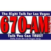 Logo de la radio AM670 KMZQ