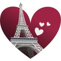 Logo de la radio ROMANTIC RADIO PARIS