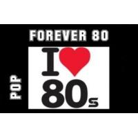 Logo of radio station Forever 80 - pop