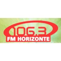 Logo de la radio FM Horizonte 106.3