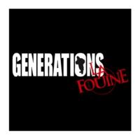 Logo of radio station Générations radio La Fouine