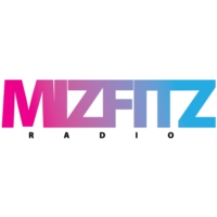 Logo of radio station MizFitz Radio