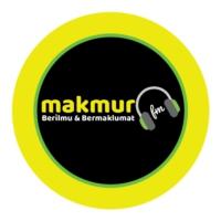 Logo of radio station Makmur FM