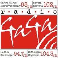Logo de la radio Rádió GaGa