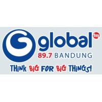 Logo de la radio Global Radio Bandung