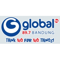 Logo of radio station Global Radio Bandung
