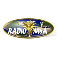 Logo of radio station M4A RADIO