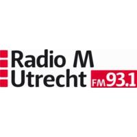 Logo of radio station Radio M Utrecht