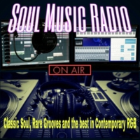 Logo of radio station Soul Music Radio