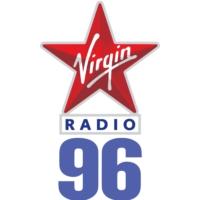 Logo of radio station CJFM Virgin Radio Montreal