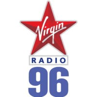 Logo of radio station CJFM Virgin Radio Montreal