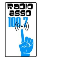 Logo de la radio Radio Asso 100.7