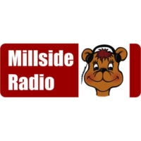 Logo of radio station Millside Radio