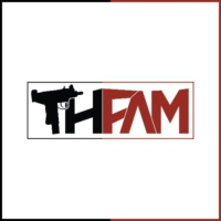 Logo de la radio Trap Hood Family