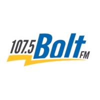 Logo of radio station CHBO-FM 107.5 Bolt FM