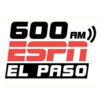 Logo of radio station KROD 600 AM