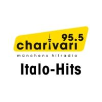 Logo de la radio 95.5 Charivari Münchens - Italo Hits