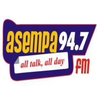Logo of radio station Asempa 94.7FM