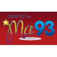 Logo de la radio CKMA Ma 93