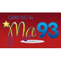 Logo of radio station CKMA Ma 93
