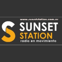 Logo of radio station Sunset Station Radio