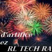 Logo of radio station RL-Tech Radio