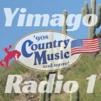 Logo de la radio Yimago Radio 1 | Country Music