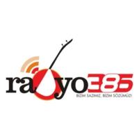 Logo of radio station Radyo386