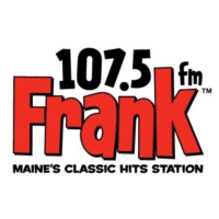 Logo of radio station WFNK 107.5 Frank
