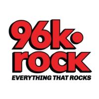 Logo of radio station WRXK 96k-Rock