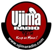 Logo of radio station Ujima 98FM