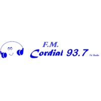 Logo of radio station Cordial FM 93.7 FM